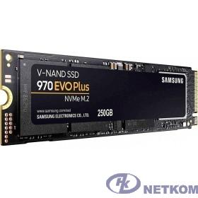 Samsung SSD 250Gb 970 EVO Plus M.2 MZ-V7S250BW