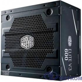 Cooler Master Elite V3 600W (MPW-6001-ACABN1-EU) ATX, 120mm, 3xSATA, 1xPCI-E(6+2), APFC