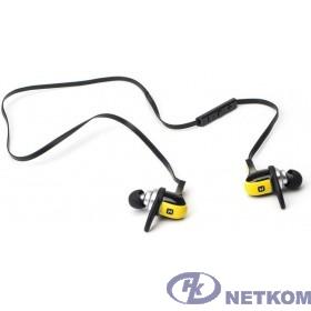 HARPER HB-308 yellow {Микрофон; Регулятор громкости; Время непрерывной работы - более 5 часов; Время зарядки - около 1 часа}