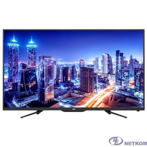 "JVC 24""  LT-24M585 черный  {SmartTV (Android), HD, 1366x768, DVB-C, DVB-T, DVB-T2,  Слот CI/PCMCIA,  Яркость 200 Кд/м?,  Контрастность  3000:1}"