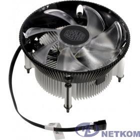 Cooler Master for Intel I70C PWM  (RR-I70C-20PK-R2) Intel 115*, 95W, AlCu, 4pin