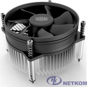 Cooler Master for Intel I50 PWM (RH-I50-20PK-R1) Intel 115*, 84W, Al, 4pin