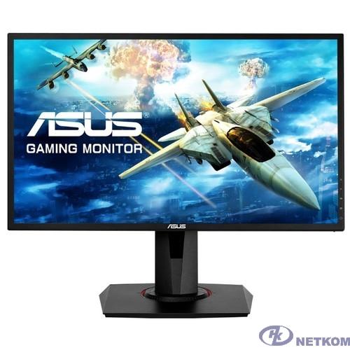 "ASUS LCD 24"" VG248QG {TN 1920x1080 165Hz 1ms 350cd 1000:1 170/160 8bit(6bit+FRC) DVI HDMI1.4 DisplayPort1.2 FreeSync GSync 2x2W VESA}"