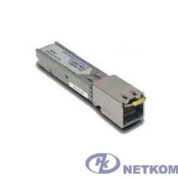 D-Link 712/A1A  Модуль Mini GBIC с 1 портом 1000Base-T для витой пары категории 5, питание3,3В(100 м)