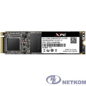 A-DATA SSD M.2 512GB SX6000 Pro ASX6000PNP-512GT-C