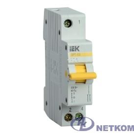 Iek MPR10-1-016 Выключатель-разъединитель трехпозиционный ВРТ-63 1P 16А