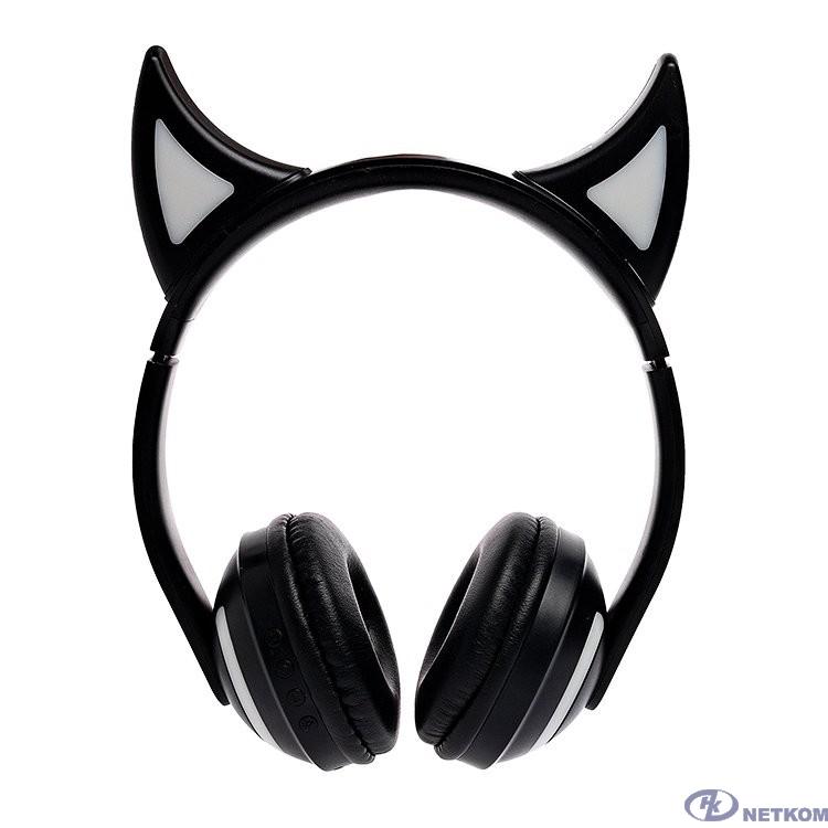 Qumo Party Cat ВТ 0024 Black 24093