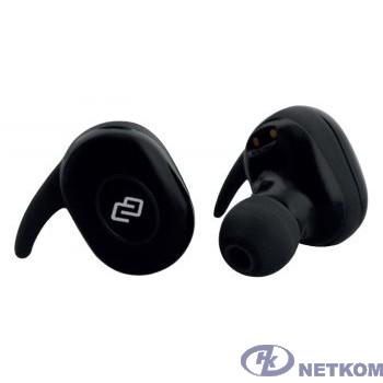 Digma TWS-02 черный беспроводные bluetooth (в ушной раковине) [1062317]