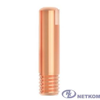 FUBAG Контактный наконечник M6 х 25 мм ECU D=0.8 мм  (25 шт.) [FB.CTM6.25-08]
