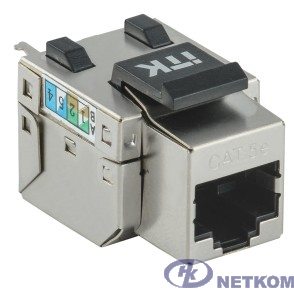 ITK CS1-1C5EF-11 Модуль Keystone Jack кат. 5EFTP 110IDC 90град. розет.