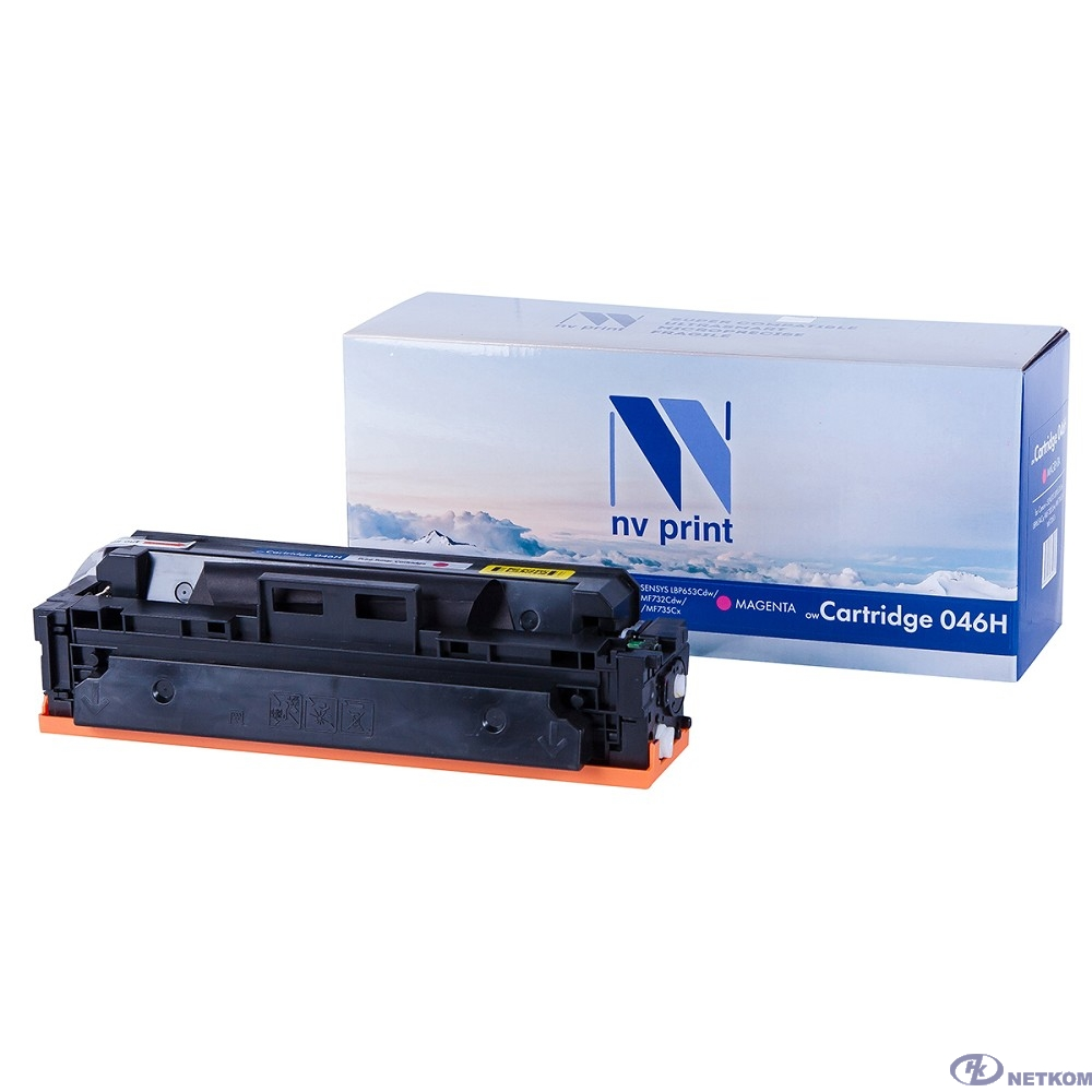 NV Print Cartridge 046H M Картридж  для Canon LBP-653/654/MF732/734/735, Magenta, 5K