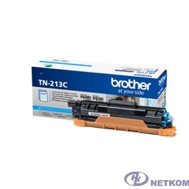 Brother TN-213C Тонер  {HLL3230CDW/DCPL3550CDW/MFCL3770CDW} голубой (1300стр)