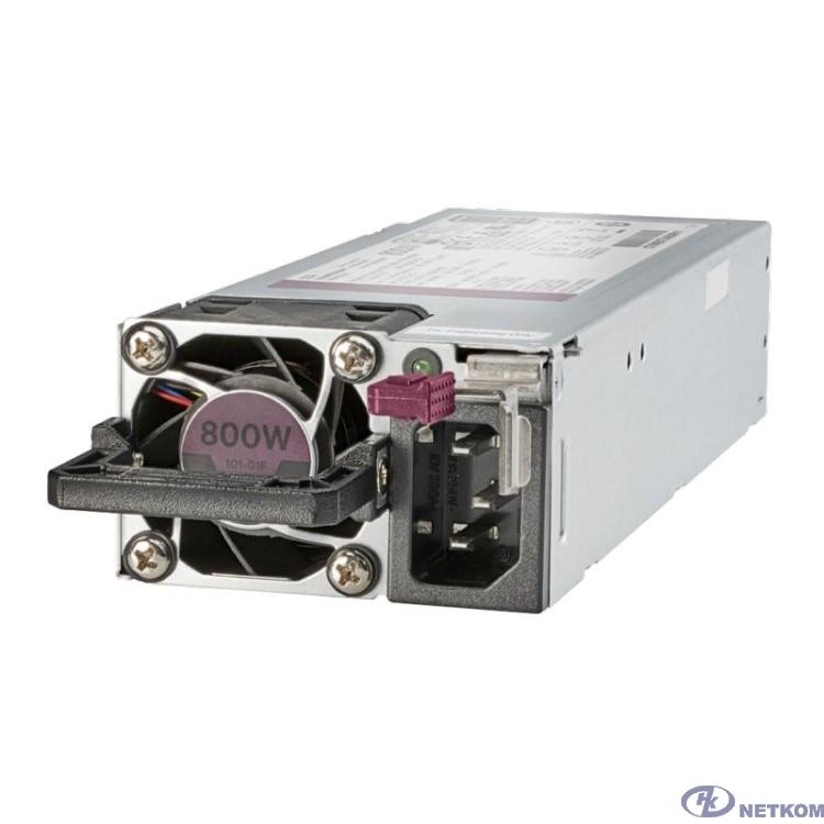 Блок питания HP 800W Option Kit for DL360/380/560 Gen10 (865414-B21 / 866730-001)