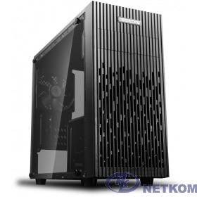 Deepcool MATREXX 30  mATX, Black, Стекл. боковая панель, Без БП