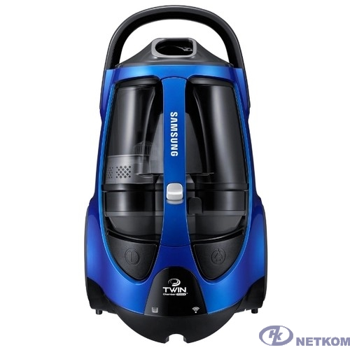 Samsung SC-8836(V36) Пылесос, циклонный фильтр, 2200 Вт, синий