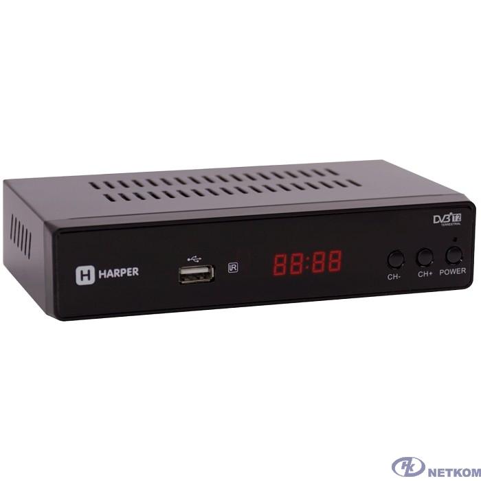 HARPER HDT2-5050 {MStar MSD7T01; Тюнер: Rafael R836; Разрешение видео: 480i, 480p, 576i, 576p, 720p, 1080i, Full HD 1080p; Поддерживаемые форматы мультимедиа: AVI, MKV, VOB, TS, MPG, MP4, H.264, FLV}