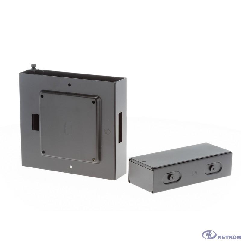 DELL OptiPlex Micro Dual VESA Mount Stand with adapter box, Customer Kit 452-BDER