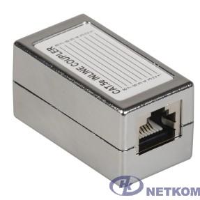 ITK CS70-1C5EF Проходной адаптер кат.5E FTP, тип RJ45-RJ45