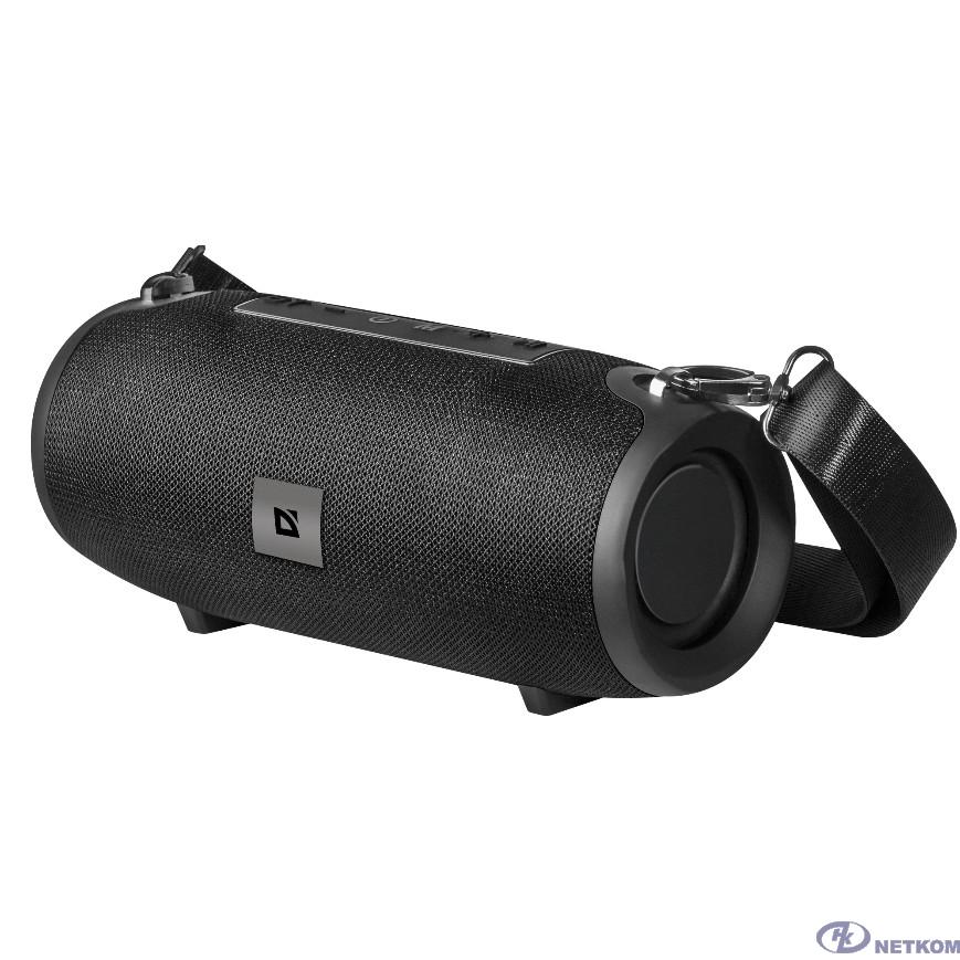 Defender Enjoy S900 черный, 10Вт, BT/FM/TF/USB/AUX [65903]
