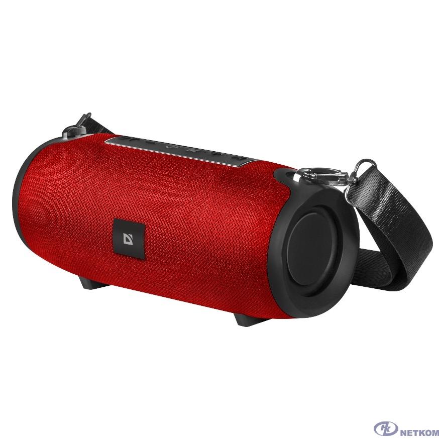 Defender Enjoy S900 красный, 10Вт,BT/FM/TF/USB/AUX [65904]