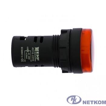 EKF ledm-ad16-r-24 Матрица светодиодная AD16-22HS красная 24В DC EKF PROxima