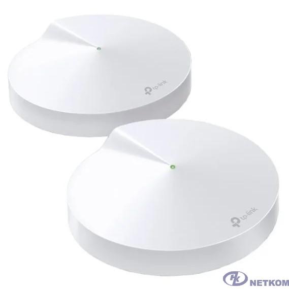 TP-Link DECO M9 PLUS(2-PACK) AC2200 Mesh Wi-Fi система для умного дома