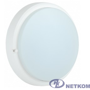 Iek LDPO0-4006-12-6500-K01 Светильник LED ДПО 4006 12Вт IP54 6500K круг белый
