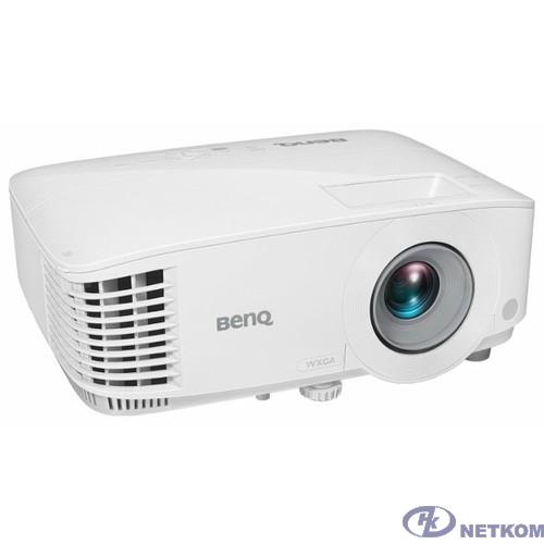 BenQ MW550 белый [9H.JHT77.13E/9H.JHT77.1HE] {DLP 3600lm 1280x800 16:10 20000:1 5000ч пр.отн. 1.55 2.3 кг. 33дБ  1x2W HDMI VGA S-Video RCA MiniJack USB-M RS232}