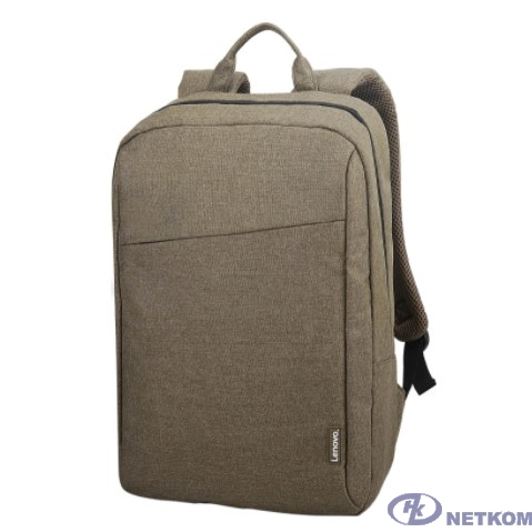 "Lenovo [GX40Q17228] Рюкзак 15.6"" Casual Backpack B210  Green"