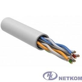 ITK LC1-C604-126 Витая пара U/UTP кат.6 4x2x23AWG LSZH фиолетовый (305м)