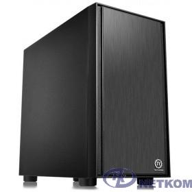 "Case Tt Versa H17  черный без БП mATX 2xUSB2.0 1xUSB3.0 audio bott PSU"" [CA-1J1-00S1NN-00]"