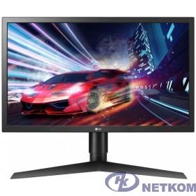 """LCD LG 23.6"""" 24GL650-B черный {TN 1920x1080 144Hz 1ms 300cd 1000:1 2xHDMI DisplayPort AudioOut vesa}"""