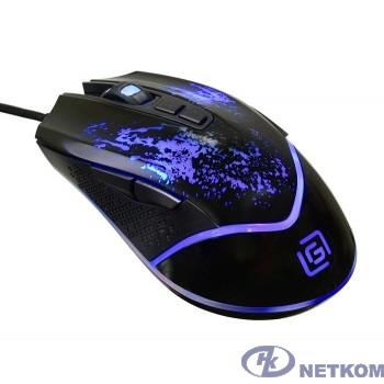 Oklick 888G black optical (2400dpi) USB Gaming (6but) [1103513]