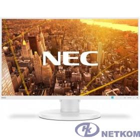 "NEC 27"" E271N белый {IPS 1920x1080 6ms 250cd 1000:1 178/178  D-sub HDMI DisplayPort USB AudioOut 2x1W}"