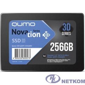 QUMO SSD 256GB QM Novation Q3DT-256GAEN {SATA3.0}