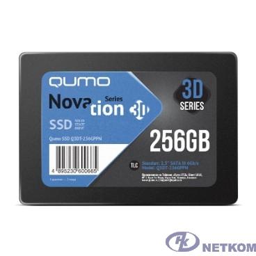QUMO SSD 256GB QM Novation Q3DT-256GPPN {SATA3.0} OEM
