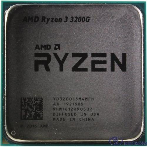 CPU AMD Ryzen 3 3200G OEM {3.6GHz/Radeon Vega 8}