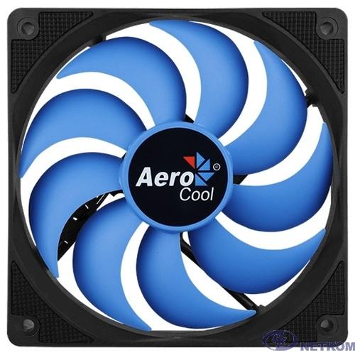 Fan Aerocool Motion 12 Plus / 120mm/ 3pin+Molex/ Black