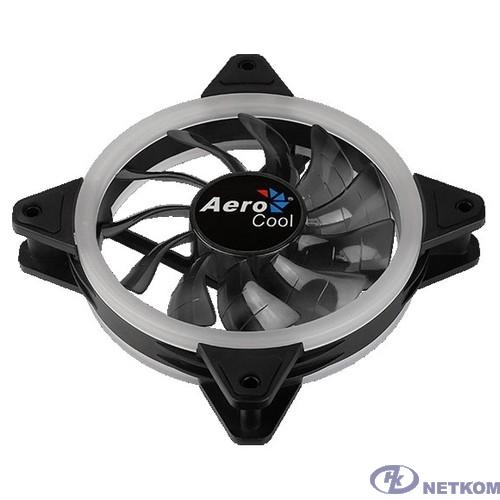 Fan Aerocool Rev RGB / 120mm/ 3pin+4pin/ RGB led