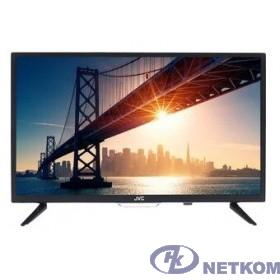 """JVC 24"""" LT-24M485 {1366x768, DVB-C, DVB-T, DVB-T2,  Слот CI/PCMCIA,  Яркость 200 Кд/м?,  Контрастность  3000:1, Угол обзора  160*150 , Телетекст, 2 HDMI, 1 USB}"""