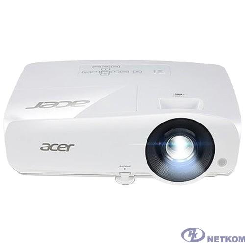 Acer X1125i [MR.JRA11.001] {DLP SVGA 800x600 3600lm 20000:1 HDMI 1x2W Wifi RJ45 2xUSB D-Sub 2.6kg 2.6kg EMEA}