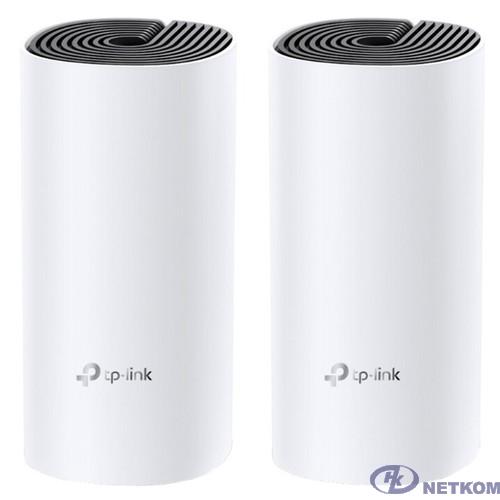 TP-Link DECO E4(2-PACK) AC1200 Домашняя Mesh Wi-Fi система