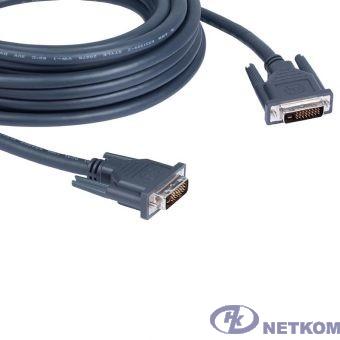 Kramer Кабель DVI-D Dual link (Вилка - Вилка) C-DM/DM-6 , 1.8м  [94-0101006]
