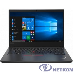 "Lenovo ThinkPad E14-IML [20RA001LRT] Black 14"" {FHD i7-10510U/16Gb/512Gb SSD/AMD640 2Gb/W10Pro}"