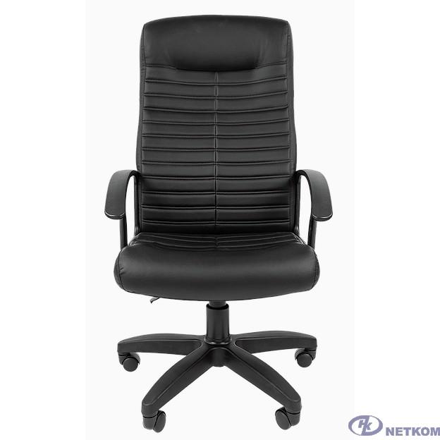 Офисное кресло Стандарт СТ-80 Россия экокожа черн. (7033359)
