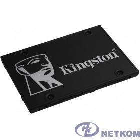 Kingston SSD 256GB KC600 Series SKC600/256G {SATA3.0}