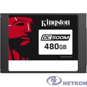 Kingston SSD 480GB DC500M SEDC500M/480G {SATA3.0}