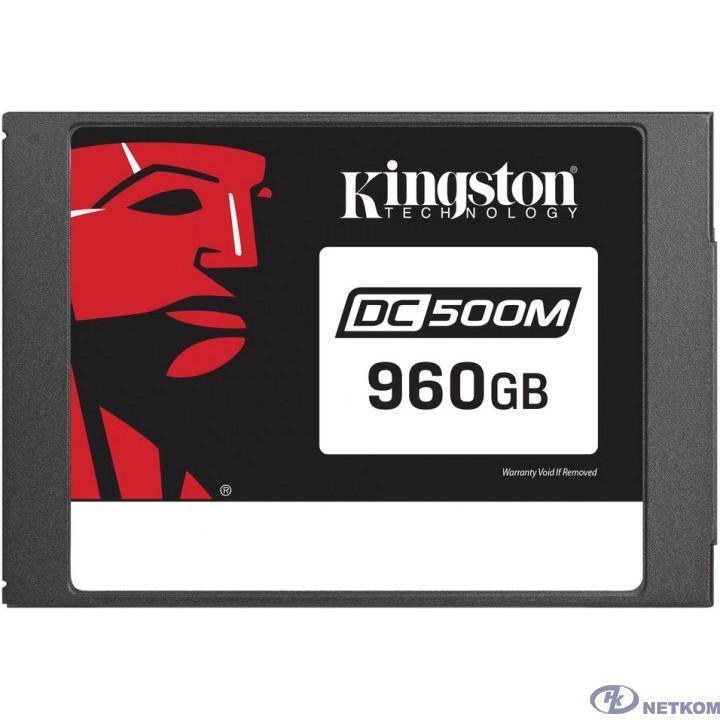 Kingston SSD 960GB DC500M SEDC500M/960G {SATA3.0}