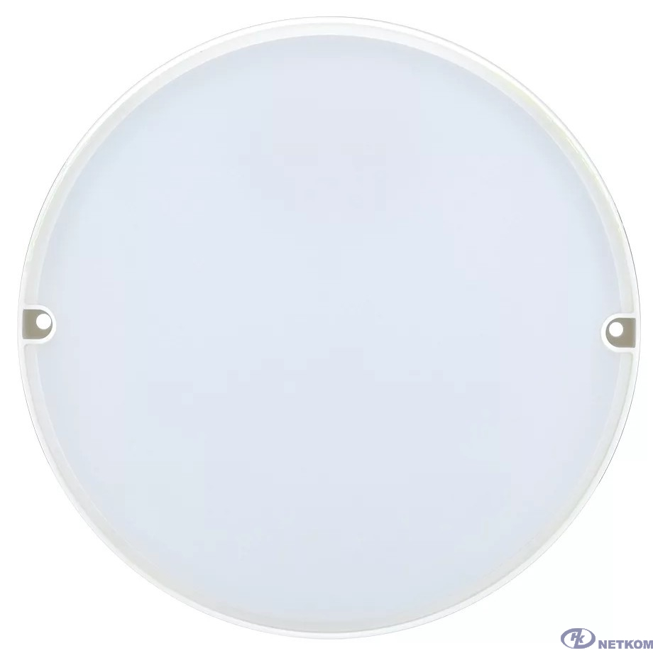 Iek LDPO0-2002-12-4000-K01 Светильник LED ДПО 2002 12Вт 4000K IP54 круг белый
