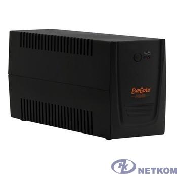 Exegate EP279215RUS ИБП ExeGate Power  Back BNB-450  <450VA, Black, 2 евророзетки>
